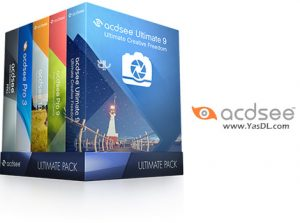 ACDSee Photo Studio Standard 2019 Crack  With Activation Key Free Download