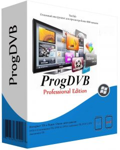 ProgDVB 7.28.3 Crack   With Activation Key Free Download 2019