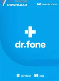 Wondershare Dr Fone 9.9.16 Crack
