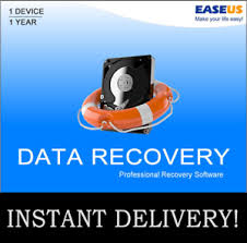 EaseUS Data Recovery Wizard 12.9.1 Crack