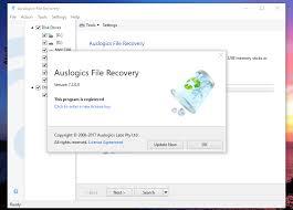 Auslogics File Recovery 9.0.0.2 Crack
