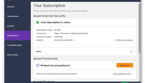 avast internet security free license file