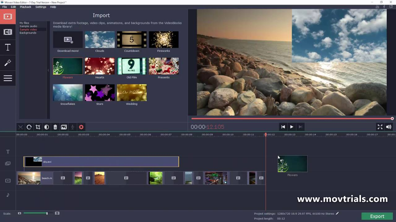 5.5 for PC, you can create spectacular movies, you are even likely to have experience in creating movies! Simply intu