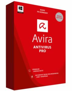 Avira AntiVirus Pro 15 Crack