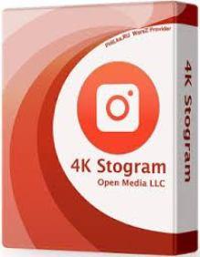 4K Stogram 2.7.3.1805 Crack With License Key Free Download 2019
