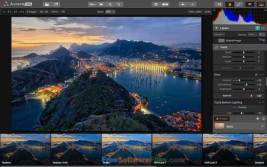 Aurora HDR 2019 1.0.1 Crack With Serial Key Free Download