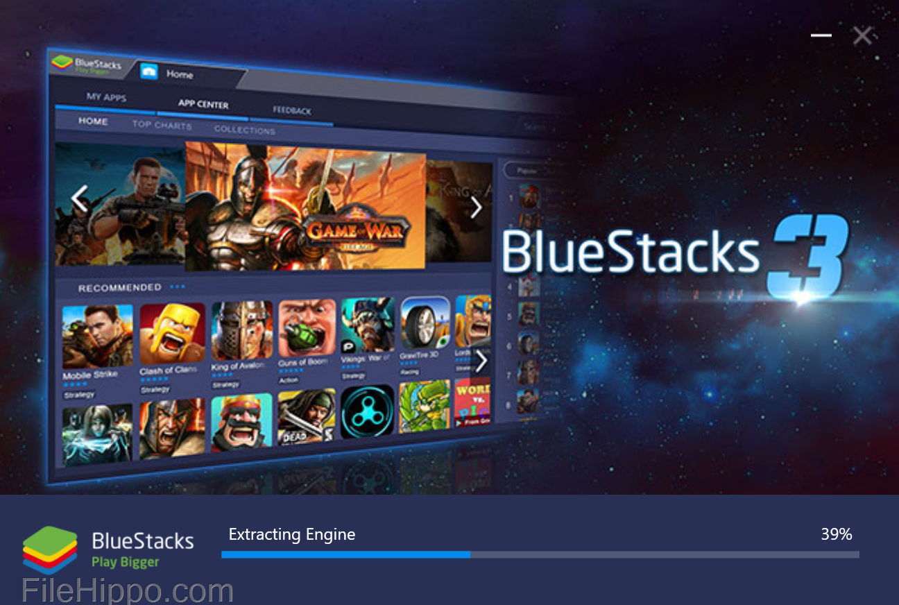 BlueStacks App Player 4.120.0.3003 Crack With Serial Key Free Download 2019