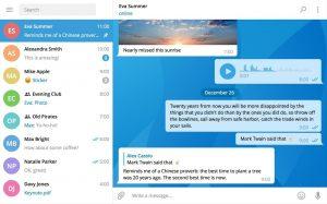 Telegram for Desktop 1.8.1 Crack With License Key Free Download 2019