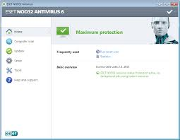Eset nod32 antivirus 12.2.23.0 crack With Serial Key Free Download 2020