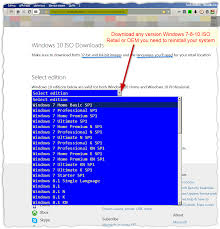 Windows ISO Downloader 8.16 Crack