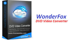 WonderFox DVD Video Converter 17.3 Crack
