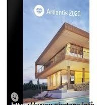 Artlantis 2020 Full Crack With Serial Key