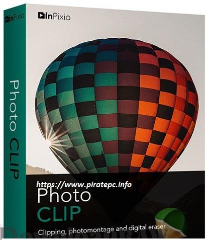 InPixio Photo Clip Pro 9.1 Crack With License Keys Latest