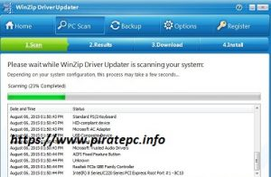 WinZip Driver Updater 5.32.0.20 Crack With License Key