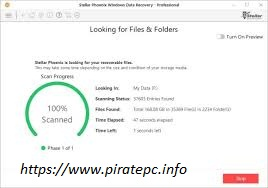 Stellar Phoenix Data Recovery Crack with License Key Latest