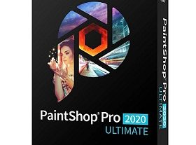 PaintShop Pro 2020 Full Crack With License key