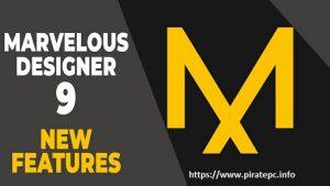 Marvelous Designer 9 Pro Crack Full License Key Latest