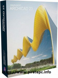 ARCHICAD 23 Full Crack With Registration Keygen 2020