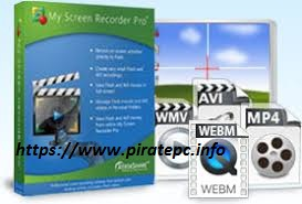 My Screen Recorder Pro 5 Cracked Serial Key Latest