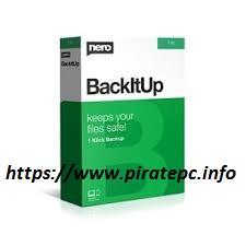 Nero BackItUp Crack Activation Key 2020 Version