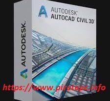 Autodesk Civil 3D Crack With Activation key 2020